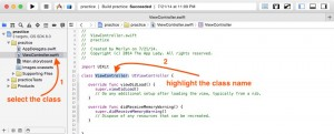 xcode6-rename-aclass-step1