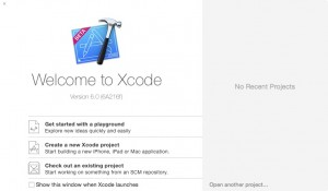 xcode6-welcome-screen