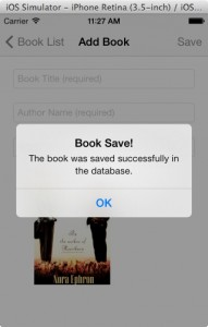 coredata-booksaved
