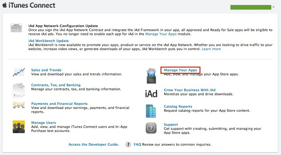 Publish a New App in The App Store: Part Part 3 – The App Lady
