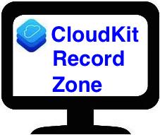 CloudKit Record Zone