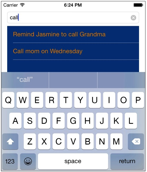 Swift Autocomplete – The App Lady