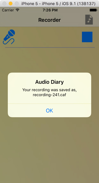 Record and Play Audio Part 1/3 – The App Lady